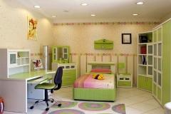 Дизайн-проект детской комнаты изображение-4