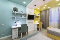Дизайн-проект детской комнаты изображение-9