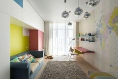 Дизайн-проект детской комнаты изображение-12